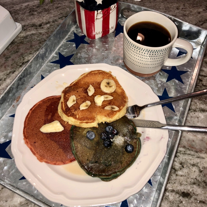 Happy Fourth – Breakfast Edition